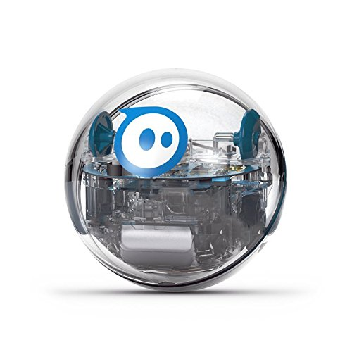 Picture of clear tech ball.
