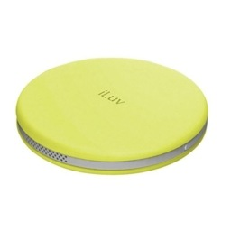 Picture of flat disc alarm clock