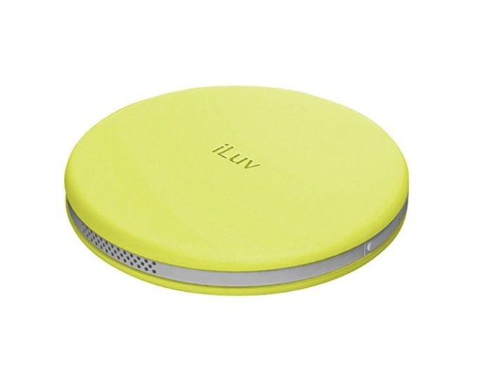 Picture of flat disc alarm clock