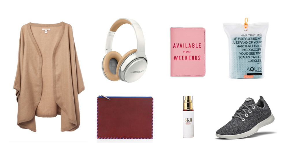 29 Travel Essentials We Won't Leave Home Without from http://cartageous.com/blog/