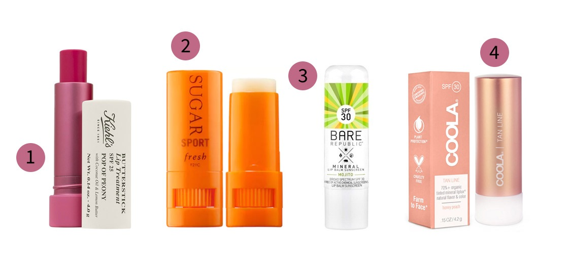 Best Sunscreen for Body, Face and Lips | Cartageous.com/Blog