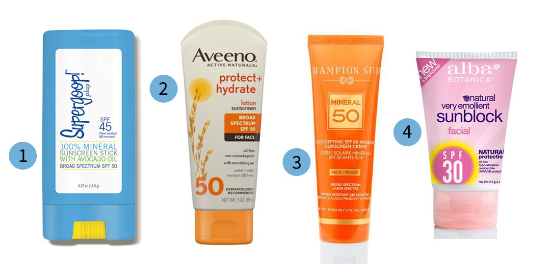 Best Sunscreen for Body, Face and Lips   Cartageous.com/Blog