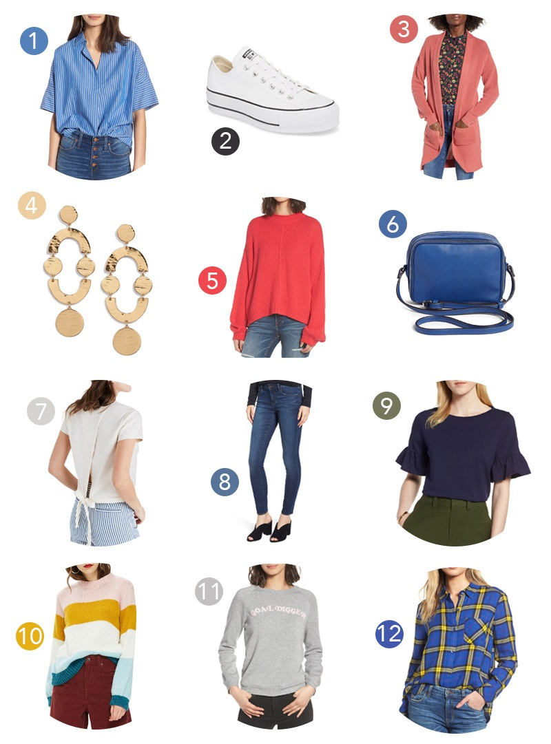 12 Favorites Under $50 from the Nordstrom Anniversary Sale   Cartageous.com/Blog
