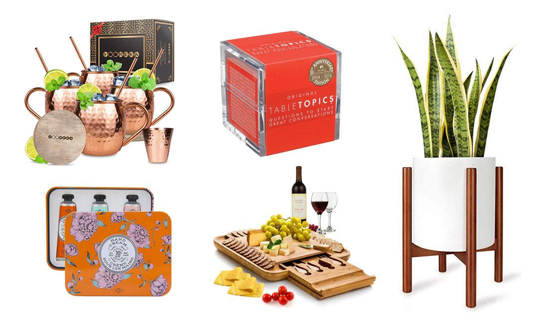 8 Great Hostess Gifts Under $35 | Cartageous.com/Blog