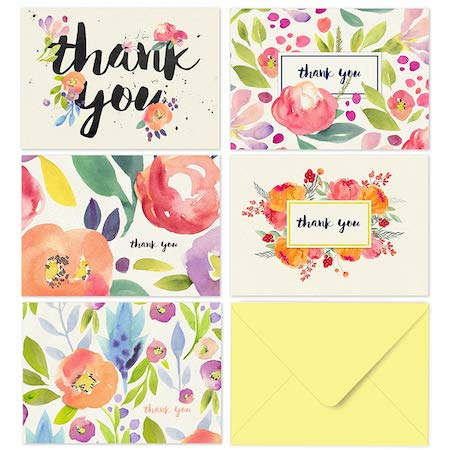 9 Thank You Cards to Send on National Thank You Note Day | Cartageous.com/Blog