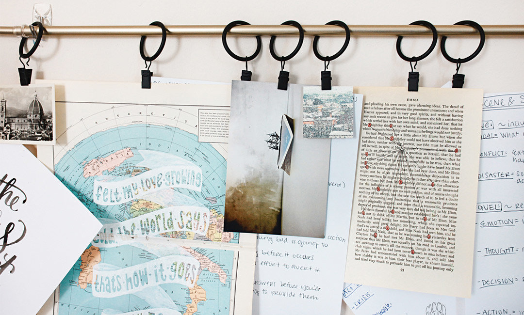 How to Make a Vision Board | Cartageous.com/Blog