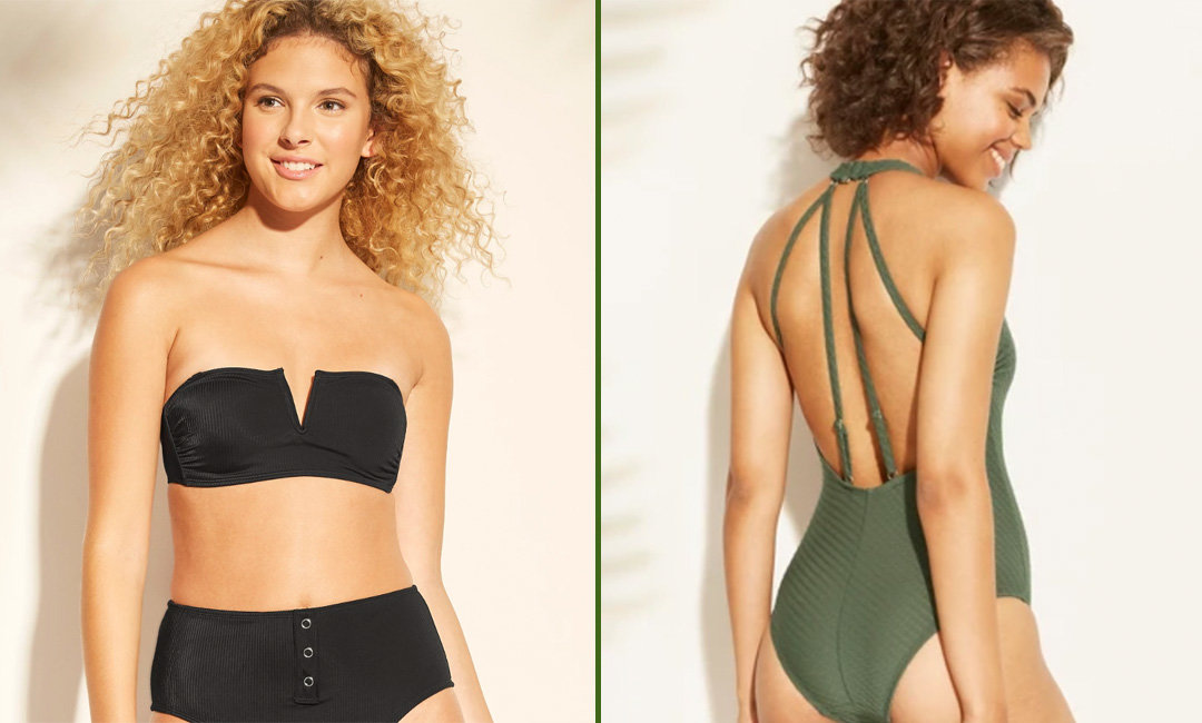 Our Favorite Swimsuits from the Target BOGO Sale | Cartageous.com/Blog