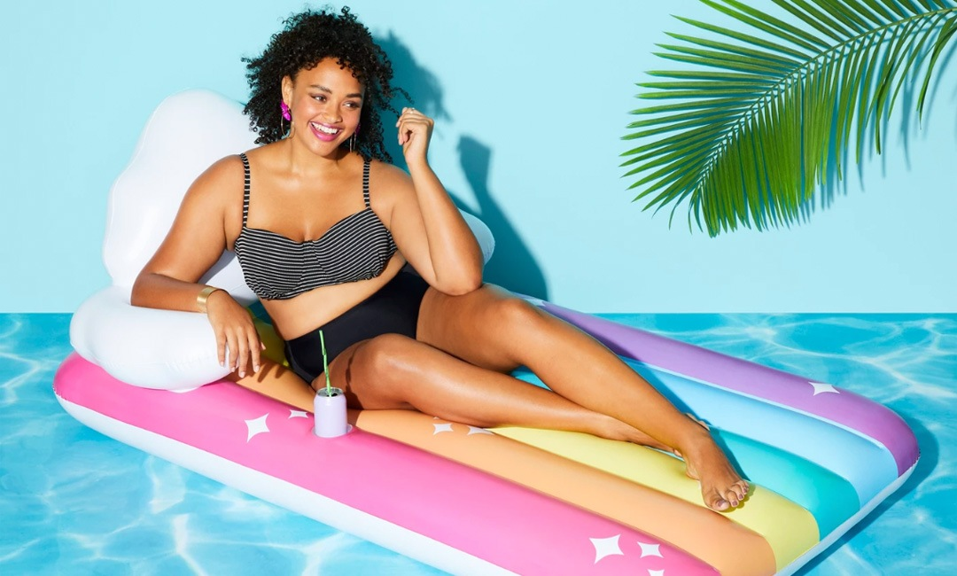 15 Pieces We're LOVING from Target's Latest Seasonal Line, Sun Squad | Cartageous.com/Blog