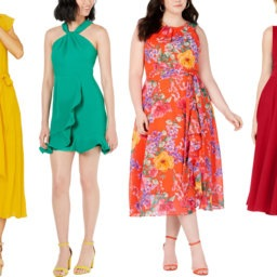 9 Colorful Dresses from Macy's Under $150 | Cartageous.com/Blog