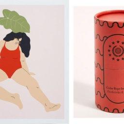 Color Crush: Poppy Red   Cartageous.com/Blog