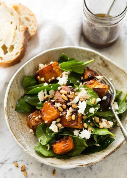Fall Salads To Bring To Work | Cartageous.com/Blog