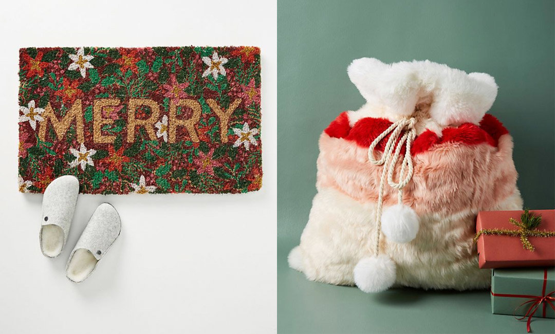 All The Pieces We're LOVING from Anthropologie's Holiday Collection | Catageous.com/Blog