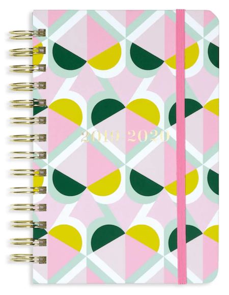 Get Ahead of Your 2020 Goals with These 9 Cute Planners | Cartageous.com/Blog