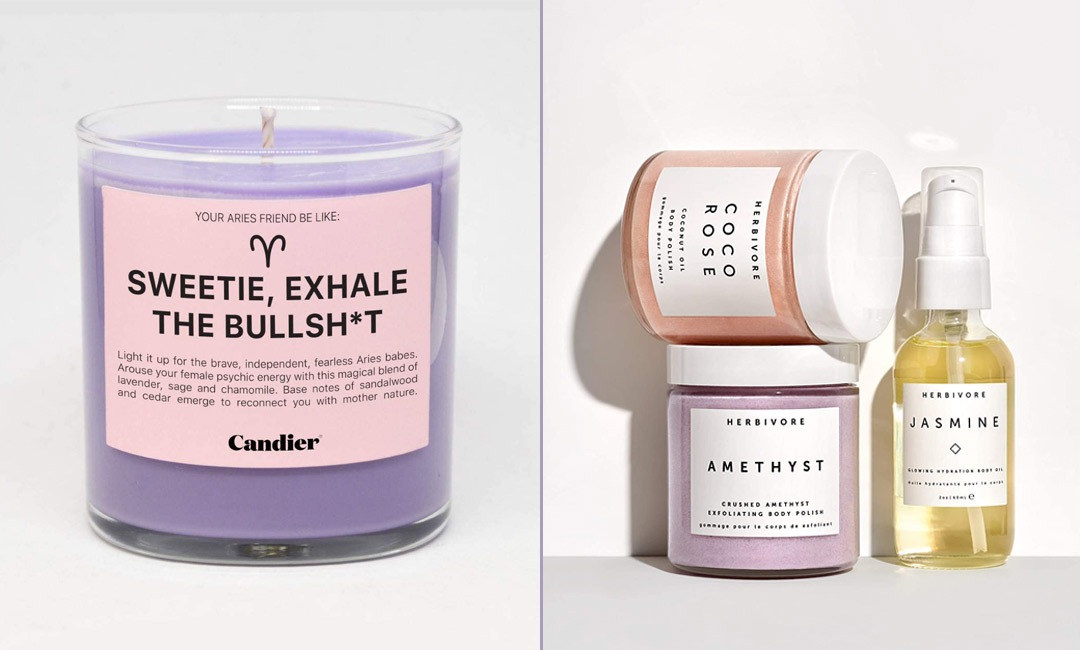 16 Quarantine-Approved Birthday Gifts For Aries and Taurus BFFs | Cartageous.com/Blog