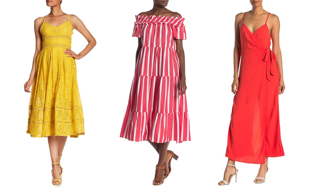 Cute and Colorful Dresses on Sale at Nordstrom Rack | Cartageous.com/Blog
