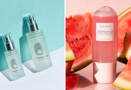Top-Rated Face Mists To Help You COOL OFF This Summer | Cartageous.com/Blog