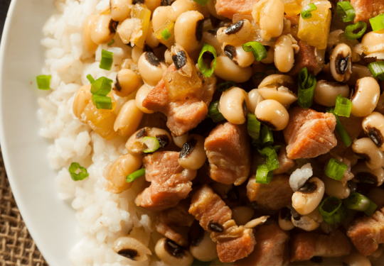 Cook Up Some Luck in the New Year With These 7 Black-Eyed Pea Recipes | Cartageous.com/Blog