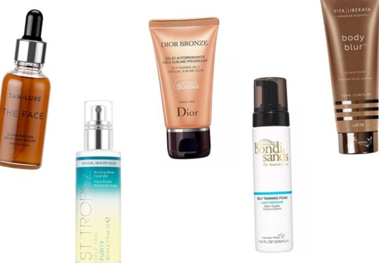 The Best Sunless Tanning Products | Cartageous.com/Blog