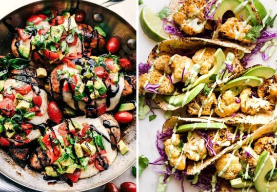 Healthy Dinner Recipes to Try This Summer | Cartageous.com/Blog