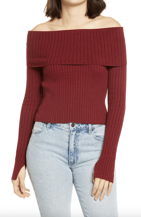 These Cute Sweaters from Nordstrom are Under $50 | Cartageous.com/Blog