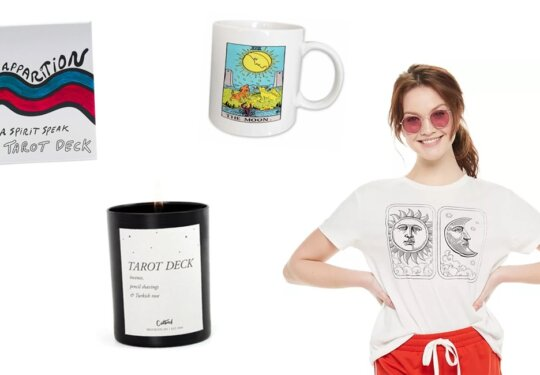 Tarot Gifts for Readers and Enthusiasts Alike | Cartageous.com/Blog