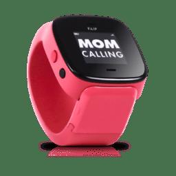 pink smart watch