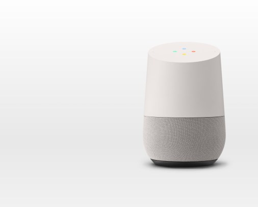 Picture of Google Home Assistant