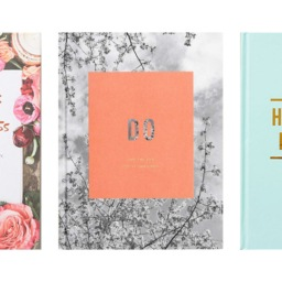 5 Planners & Journals to Help You Achieve Your Goals in 2018 from http://cartageous.com/blog/