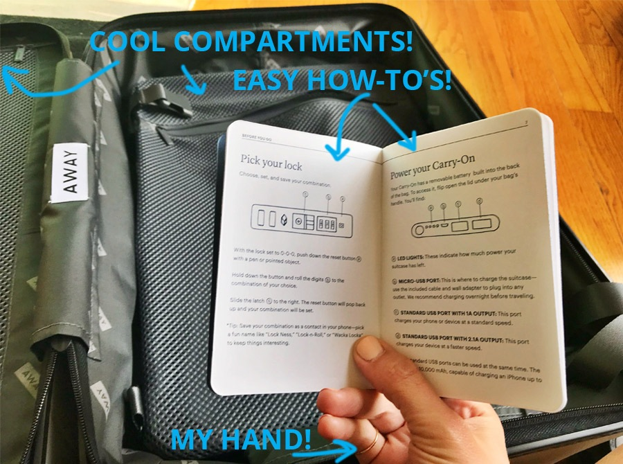 Away Bigger Carry-On Review | Cartageous.com/Blog