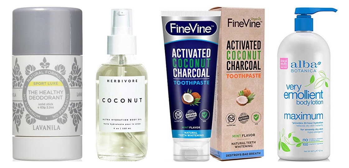 9 Awesome All-Natural Beauty Products Under $45 | Cartageous.com/Blog