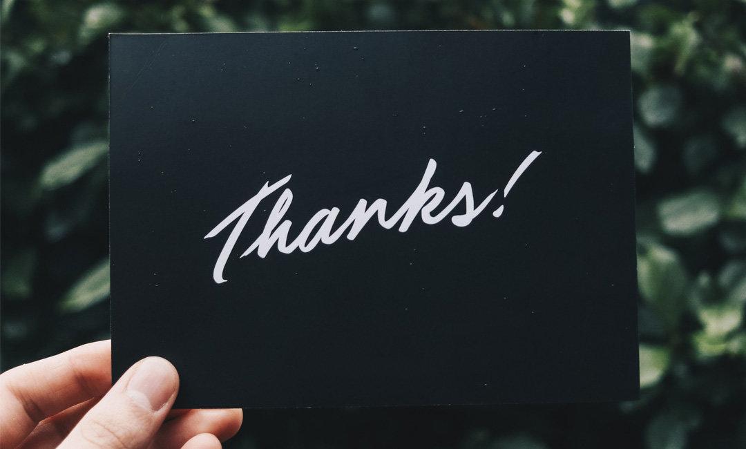 9 Cute Thank You Cards | Cartageous.com/Blog