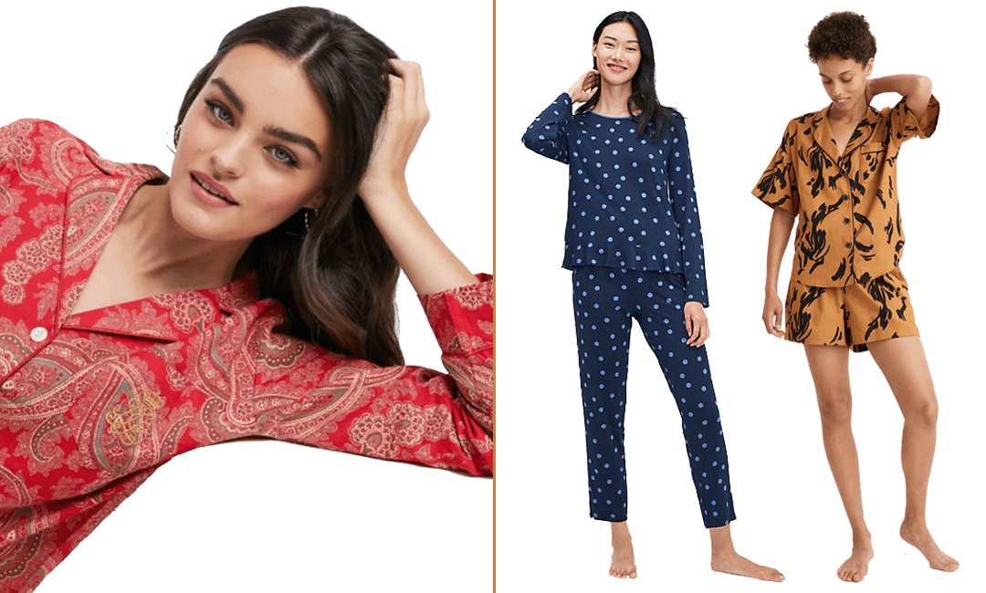 Cozy Pajama Sets You'll Wanna Wear Allllll Autumn | Cartageous.com/Blog
